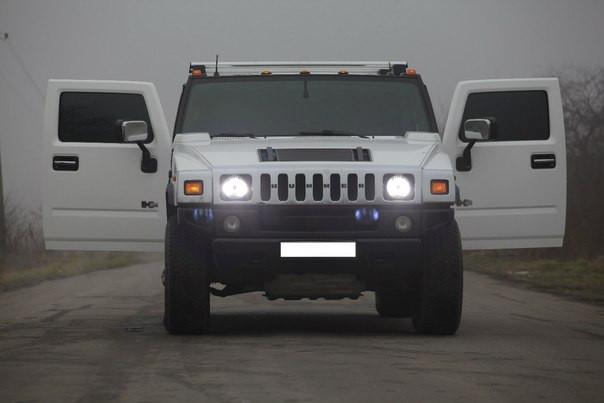 Прокат Hummer H2