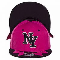Бейсболка NY (Рэперки с вышивкой)