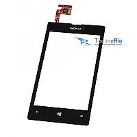 Тачскрин Nokia Lumia 520/525 с клейкой лентой