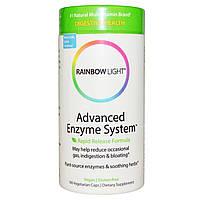 Ферментный комплекс для улучшения пищеварения, 180 капсул, Rainbow Light