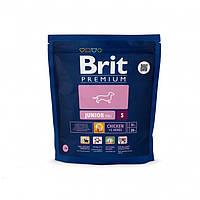 Brit Premium Junior S - сухой корм для щенков и юниоров мелких пород весом от 1 до 10 кг