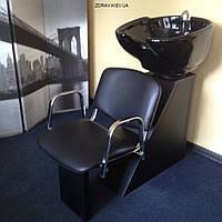 Мойка парикмахерская с креслом ZD-82, фото 1