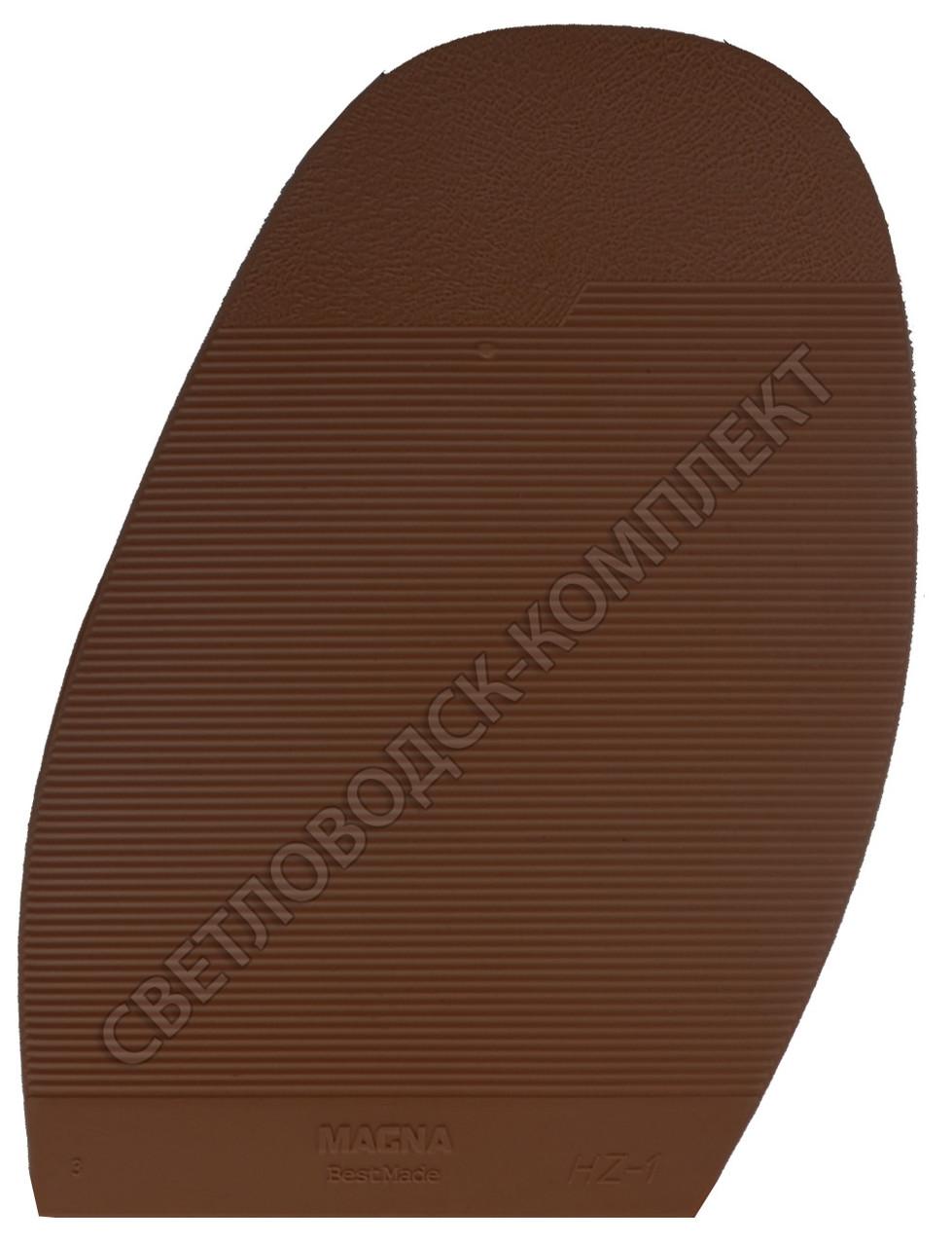 Подметка MAGNA (Китай), р.H3, цв. коричневый, т.2.2 мм - Светловодск-Комплект в Кировоградской области