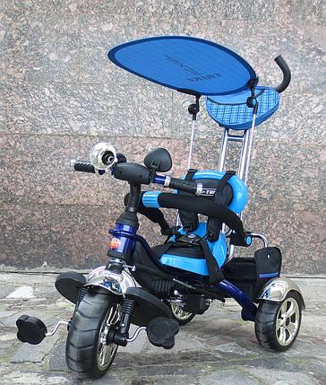 Детский трехколесный велосипед Lexus Trike KR01, фото 2