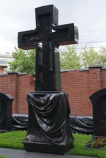 Крест из гранита № 2