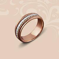 Золотое обручальное кольцо 4.8 гр