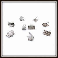 Зажим для лент 1 см сталь (2000 шт в уп.)