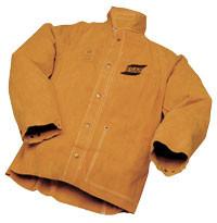 Куртка кожаная сварщика