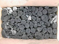 Украина. Горючий древесный уголь, фото 1