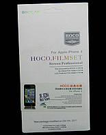 Защитная пленка для Sony Xperia J ST26i, HOCO матовая