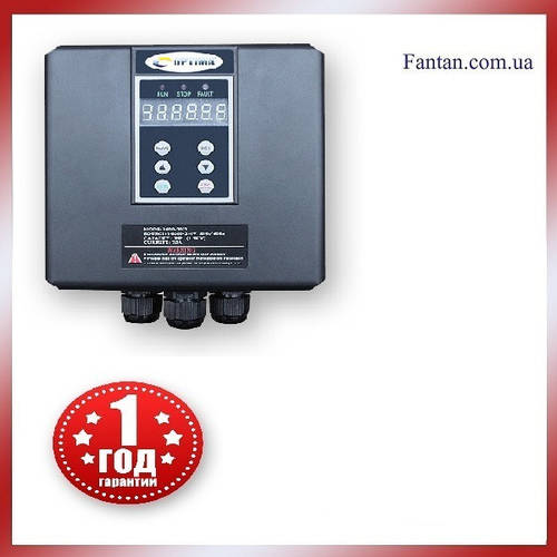 Частотный Преобразователь Optima B600-2002 1.5кВт