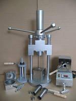 Аппарат для изготовления нейлоновых протезов с механическим прессом