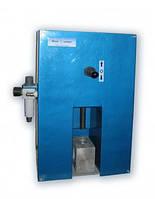 Пресс для термоинжекции (изготовление гибких протезов)  с пневматическим прессом