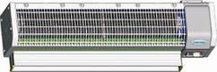 Тепловые завесы Olefini Mini 800S