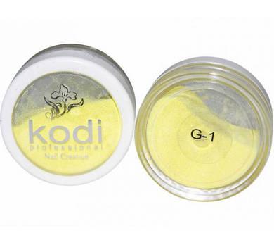 Цветной акрил Kodi G-1 (4,5г)