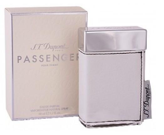 Женская парфюмированная вода оригинал S.T. Dupont Passenger Pour Femme 50 ml NNR ORGAP /3-81