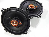 Яркие колонки в Авто Megavox MET-5274 200 Вт, 13 см 3-х полосные Новые
