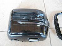 Накладки на зеркала с повторителеми Mercedes Benz G63 AMG