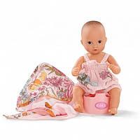 Кукла девочка на горшке Готц Götz Aquini Girl Jungle