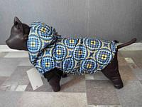 Одежда для собак, жилетка на ситепоне