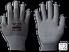 Перчатки рабочие PURE GRAY полиуретан, размер 9