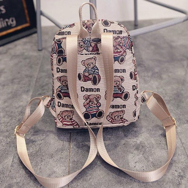 Маленький рюкзак мишки