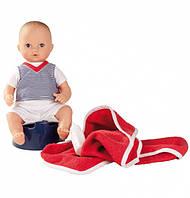 Кукла Мальчик на горшке Готц Götz Aquini Boy