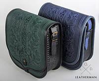 Кожаные сумки ручной работы от HandWork.studio