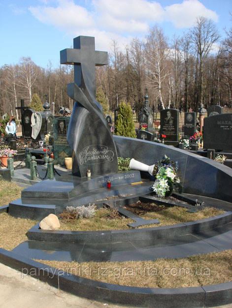 Крест из гранита № 46