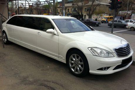 Прокат Лимузины  Mercedes