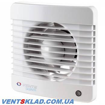 Бесшумные вытяжные вентиляторы серии Вентс Силента-М
