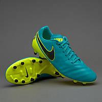 Бутсы Nike Tiempo Genio II FG 819213-307, Найк Темпо