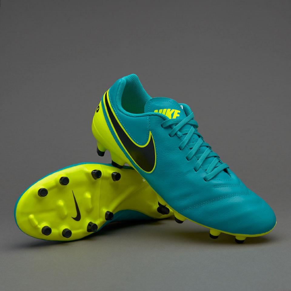 a84f8fbf Бутсы Nike Tiempo Genio II FG 819213-307 (Оригинал), цена 1 149 грн ...