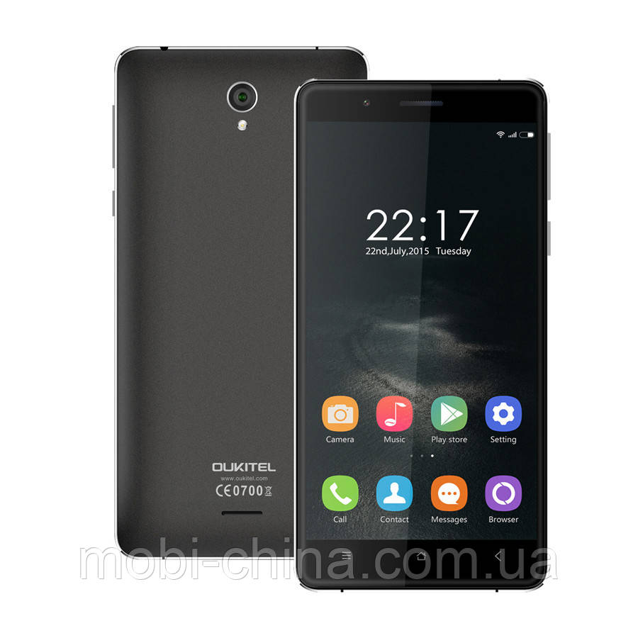 Смартфон Oukitel K4000 Lite 16GB Black
