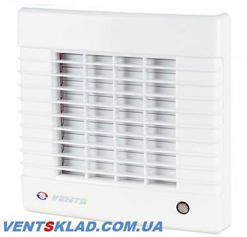 Вытяжные вентиляторы с автоматическими жалюзи серии Вентс МА