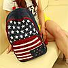 Городской рюкзак Американский флаг