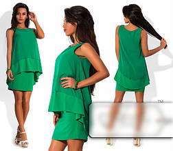 Короткие летние сарафаны и платья
