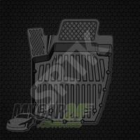 СРТК Резиновые коврики в салон Шкода Рапид 2014-