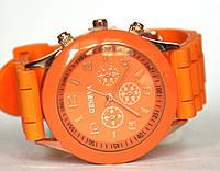 Часы geneva b оранжевый