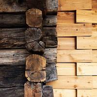 Реставрация сруба, деревянного дома