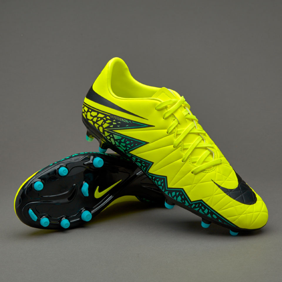 Бутсы Nike Hypervenom Phelon II FG 749896-703, Найк Хупервеном (Оригинал)