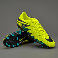 БУТСЫ Nike Hypervenom Phelon II FG 749896-703, Найк Хупервеном
