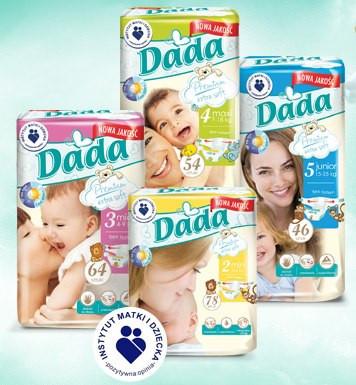 Детские подгузники Dada (Польша), Pampers Pemium Care