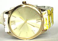 Часы geneva цветы 2