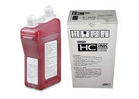 Краска красная HC  (1000 мл), 64000 тыс. страниц