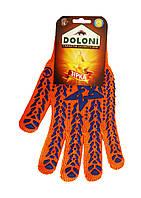 Перчатки трикотажные Doloni Зірка (Арт. 564) размер 10 - 1 пара.