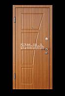 """Двери входные """"Медведь М2"""" 860*2040 мм. (дуб золотой)"""