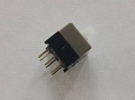 Кнопка c фиксацией 8,5x8,5 6pin