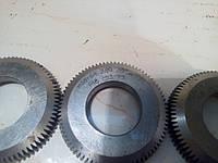 Долбяк дисковый М 0,8 z80 d20 град  P18 дел. диаметр 64, фото 1