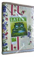 """Постельный комплект семейный Сатин Gold, """"SATEN"""", расцветка в ассортименте"""